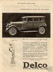 Diana Motor Company Automobile History