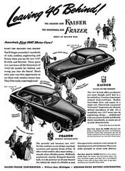 Frazer Automobile History