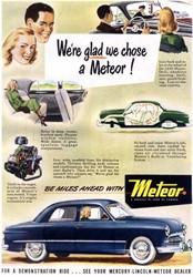 1964 Canadian Built Meteor Custom Convertible