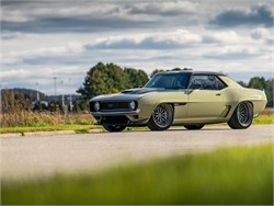 Ringbrothers' Built 1969 Chevy Camaro