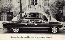 Chrysler Automobile History: New Yorker, Imperial and the War Years
