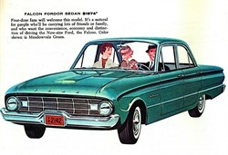 Compact Cars: Which Were First Foreign Or Domestic?