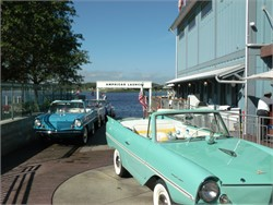 """More On The Amphicar And A Reader's Homemade """"AquaBuggy"""""""