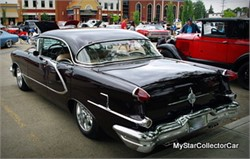 A true Road Warrior: The 1956 Oldsmobile Is the Ideal Of Comfort On The Road