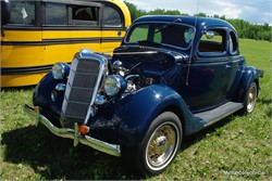 Kicking it Old School with a 1935 Ford