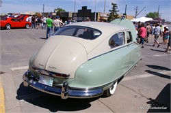 1950 Nash Airflyte Resto Mod is Ready for Takeoff