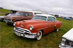 1954 Pontiac Star Chief Custom Catalina: High Points Awarded For Originality