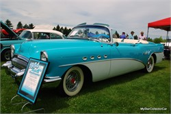 1954 Buick Roadmaster Convertible: A Hand Went Up At The Right Time