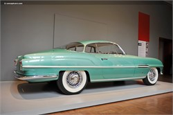 1954 Plymouth Ghia Explorer Concept Car