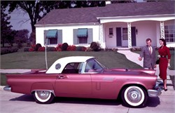 Fastest American Car in 1957