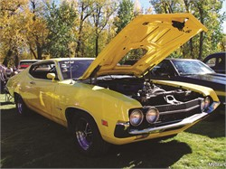 1970 Ford Torino Cobra Jet–This is What A Used Car Looked Like in the Early 1980s