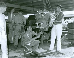 The Mystery 427 Chevy Engine Used at the 1963 Daytona 500