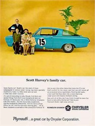 More Plymouth Collector Car History
