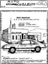 1982 Mustang