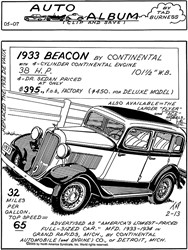 1933 Beacon By Continental