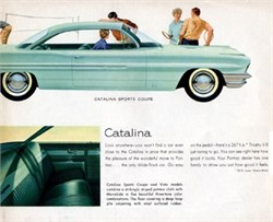 How Much Is A 1961 Pontiac Catalina 2 Door Hardtop Worth And Where Do I Find One?