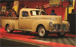 Were The 1941 Hudson And The 1957 Dodge Sweptline Car-Like Pickup Trucks?