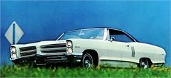 How Rare Is The 1966 Pontiac Grand Prix?