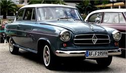 Mr. Rambler Questions Original Carb Setup of 1957 Dodge D-500 and Asks Greg About Borgward Isabella