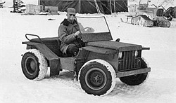 A Look Back: Crosley Sub-Compact And World War Two Era Vehicles