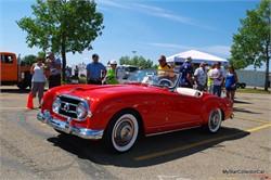 1952 Nash-Healey: A Multinational Sports Car Rocks A Big Car Show