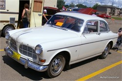 1965 Volvo 122 Celebrates 50 Years with one Family