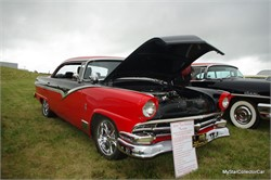 1956 Ford Victoria: The 427 Cobra Completes The Deal For An Old Drag Racer
