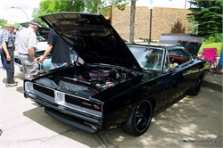 1969 Charger Pro Touring: The Couple That Builds Mopars Together Stays Together
