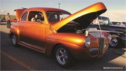 A 1941 Ford Custom Coupe Built For Fun And Attention