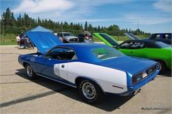 1971 Barracuda 340: 13 Year Old Boy Finds His Dream Car