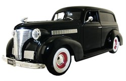 1939 Chevy Sedan Delivery Model JB Sells For $673!