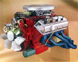 426 Hemi Engine Historical Facts