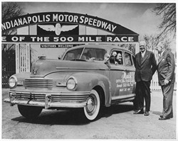 Did a Nash Car Ever Pace in the Indy 500?