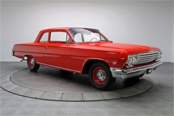 The 1962 Biscayne Was One of the Baddest Muscle Cars of the 1960s