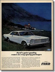 How Much Is My 1966 Ford Galaxie 500 XL 2-Door Hardtop Worth?