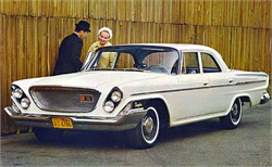 Did the Chrysler Newport and Dodge 880 Receive the Same Sheet Metal in 1962?