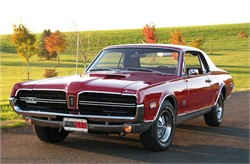 How Rare is the 1968 Mercury Cougar 427?