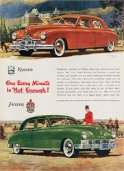 Kaiser, Chrysler And Packard Memories