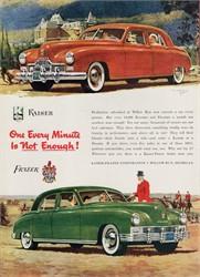 Kaiser, Chrysler And Packard Memories