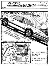1989 Buick Reatta