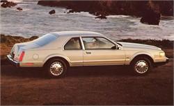 1984 Lincoln Mark VII Diesel