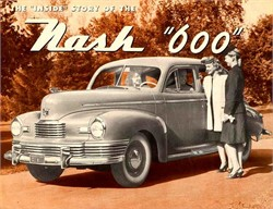Where Can I Find Vent Window Gaskets For A 1948 Nash Ambassador 4 Door Sedan?
