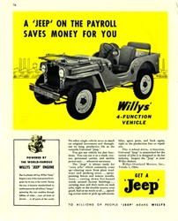 What Is The History Of The First Jeep?