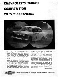 1955 Chevy 265-V8