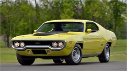 1971 Plymouth Hemi GTX Shocks Enthusiasts Sells For $235,000 At Mecum Auto Auction