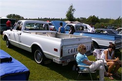 Keeping It In The Family: Father Gifts Daughter 1968 Chevrolet Truck