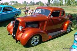 1935 Plymouth: Total Mopar Build By A Proud Mopar Guy