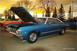 The Beat Goes On with An Original 1967 Chevy Impala