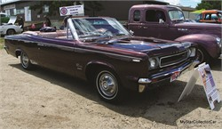 1967 Rebel SST Convertible: Legacy Car of the Year