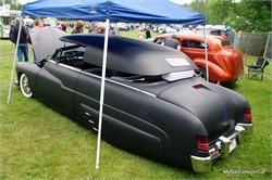 A 1951 Custom Merc Built For Go Wins at Show